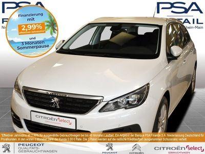 gebraucht Peugeot 308 SW BlueHDi 130 EAT8 S&S Active Business-Paket *Navi*Kame
