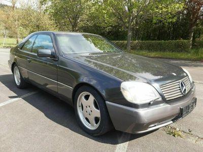 gebraucht Mercedes 600 S-Klasse SECV12 - Young...