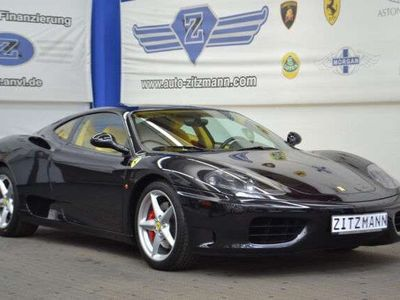 gebraucht Ferrari 360 Modena F1   1 Hand  ZAHNRIEMEN+KUPPLUNG NEU 