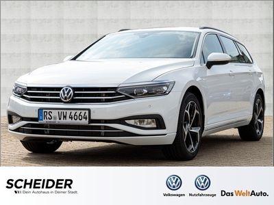 gebraucht VW Passat Variant 2.0 TSI DSG Business LED Navi DAB