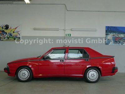 gebraucht Alfa Romeo 75 Alfa 1.8 IE turbo America, 50.231 KM,Erstlack
