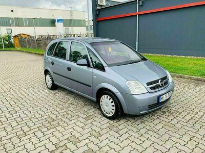 gebraucht Opel Meriva Automatik HU Neu