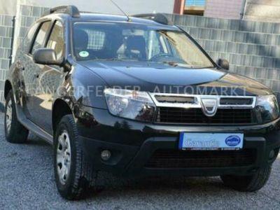 gebraucht Dacia Duster Laureate 4x4*LEDER*KLIMA*AHK*