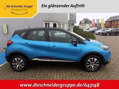 gebraucht Renault Captur ENERGY dCi 90 Intens AHK fest