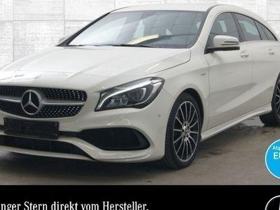 gebraucht Mercedes CLA250 Shooting Brake AMG LED Keyl-GO Kamera Navi PTS Sitzh