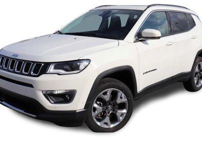 gebraucht Jeep Compass 2.0 Diesel