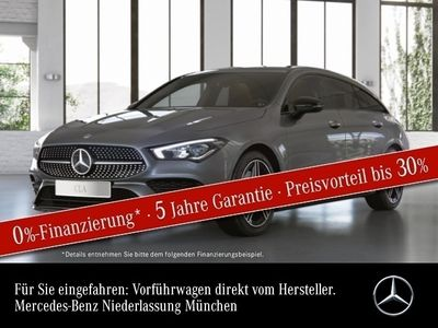 gebraucht Mercedes CLA200 Shooting Brake AMG Navi Premium LED Night Kamera PTS
