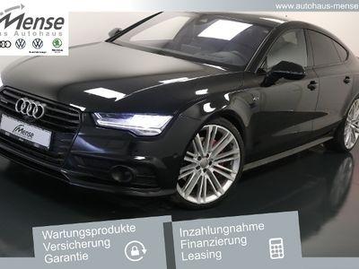 gebraucht Audi A7 Sportback 3.0 TDI quattro tiptronic LED Navi AHK BOSE