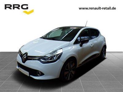 gebraucht Renault Clio IV TCe 120 EDC Luxe Automatik