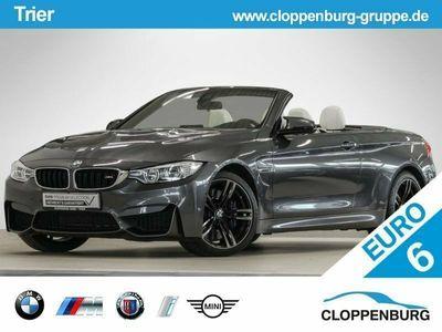gebraucht BMW M4 Cabriolet Head-Up HK HiFi DAB LED Surroundview