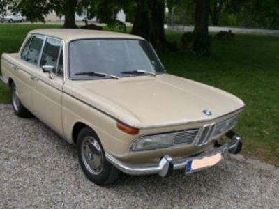 gebraucht BMW 2000 Neue Klasse, Automatik, Classic Data 2-