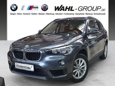 gebraucht BMW X1 sDrive18i Navi Shz PDC