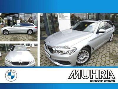 gebraucht BMW 530 iAT Sport Line UPE 78.700 AHK SD Head Up DAB