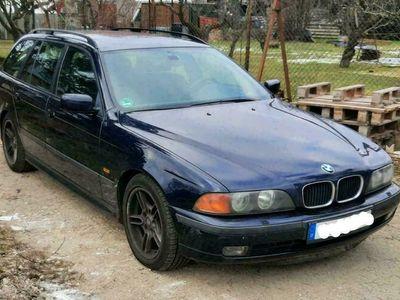 gebraucht BMW 528 E39 i TOURING LPG