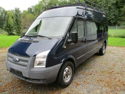 gebraucht Ford Transit Kombi FT 350 L AHK 6 SITZE