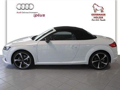 gebraucht Audi TT Roadster S-Line +ExP 1.8TFSI 180PS S-TRONIC LED,NA