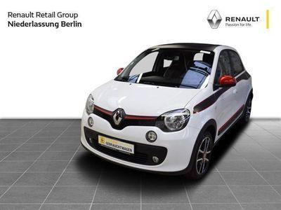 gebraucht Renault Twingo 3 0.9 TCE 90 LUXE ENERGY KLEINWAGEN