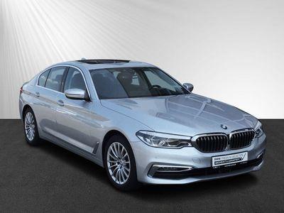 gebraucht BMW 530 i xDrive Luxury Line Innovationsp. Navi Prof.