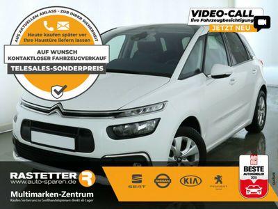 gebraucht Citroën C4 SpaceTourer PureTech Selection Navi ACC Kamer