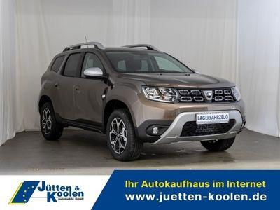 gebraucht Dacia Duster Prestige TCe 130 +KEYLESS+KAMERA+SHZ +KLIMAAUTOM
