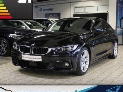 gebraucht BMW 420 Gran Coupé i M Sport Navi HiFi LED ACC EU6dT