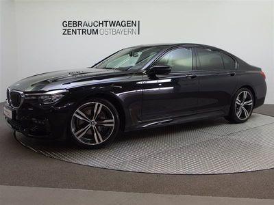 """gebraucht BMW 730 d M Sport+HUD+Softclose+LMR20""""+4xSHZ++"""