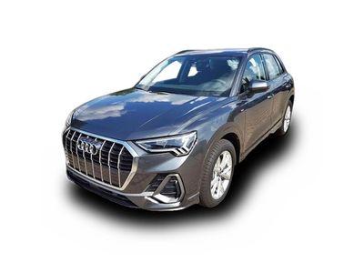 gebraucht Audi Q3 S line 45 TFSI quattro / MMI Radio Alarm 4...
