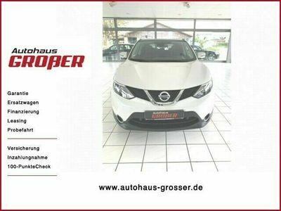 gebraucht Nissan Qashqai TEKNA 1.6 DIG-T *Leder*Panorama-Glasdach