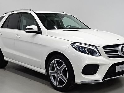 gebraucht Mercedes GLE350 d 4MATIC AMG+Comand+Distronic+360°+LED