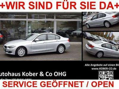gebraucht BMW 316 iA GLASDACH+TEMPOMAT+SITZHEIZUNG+USB+GARANTIE