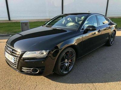gebraucht Audi A7 Sportback 3.0 TDI S-Line quattro RS7 OPTIK