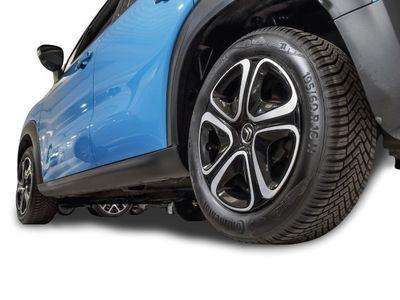 gebraucht Citroën C3 Aircross Feel 1.2 PureTech 110 Klimaautomatik Spurhalteassist.Einparkhilfe Allwetterreifen