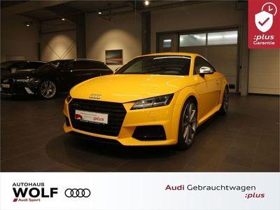 gebraucht Audi TTS TTS CoupéCoupé 2.0 TFSI quattro 228 kW (310 PS) S tronic
