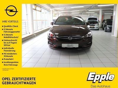 käytetty Opel Astra Sports Tourer Dynamic Start Stop 1.6 CDTI AHK-abnehmbar LED-hinten LED-Tagfahrlicht