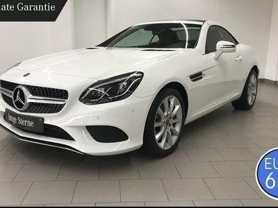 gebraucht Mercedes 200 SLCAIRSCARF/INTELLIGENT LIGHT/NAVI/EUR 6D