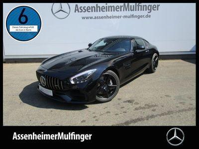 gebraucht Mercedes AMG GT Night Burmester