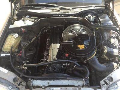 gebraucht Mercedes 260 W126LPG / Tausch
