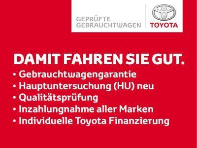 gebraucht Toyota Auris 5-TÜRER. 1.2-L-TURBO. ST Team D/Navi