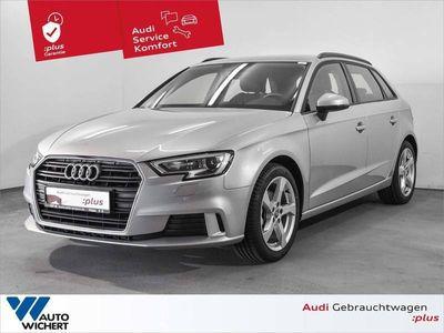 gebraucht Audi A3 Sportback Sport 30 TFSI S tronic -30%/ NAVI