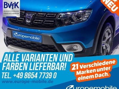 gebraucht Dacia Lodgy Comfort 5-Sitzer Blue dCi 115 (D4 Basic)