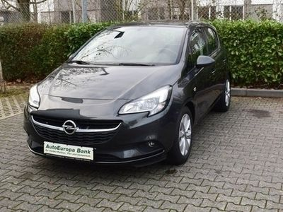 käytetty Opel Corsa E 1.4 IntelliLink R 4.0 Alu16 Sichtp. Temp. NSW BT