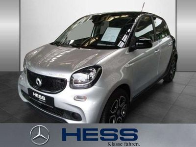 gebraucht Smart ForFour Electric Drive Navi KlimaA Pano