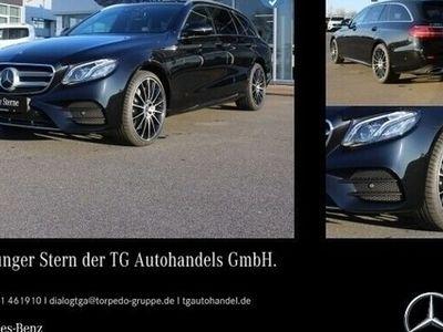 gebraucht Mercedes E400 4M T AMG COMAND+MULTIBEAM+LED+AHK+DISTR+