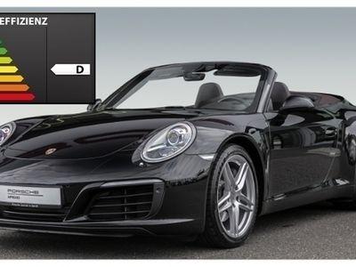 gebraucht Porsche 911 Carrera Cabriolet 991 Naturleder Sitzbelüftung