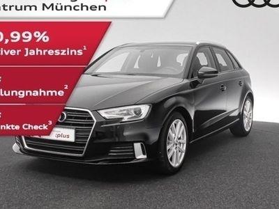 gebraucht Audi A3 Sportback 35 TFSI sport AHK/Navi/DAB/SitzHzg