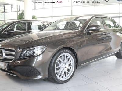 gebraucht Mercedes E350 Avantgarde tiptr. LED ACC NAVI SD Sitzhzg.