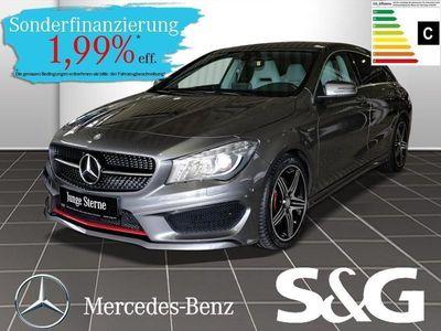 gebraucht Mercedes CLA250 Shooting Brake Sport 4MATIC Garmin/Parkt