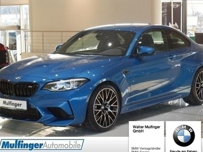 gebraucht BMW M2 Coupe Competition Harman DAB MSi DrAs RCam