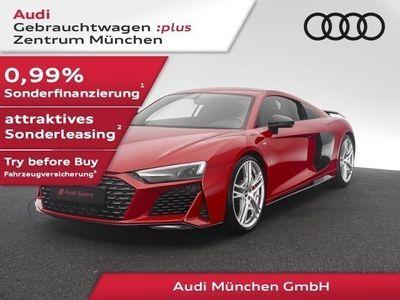 gebraucht Audi R8 Coupé V10 performance qu. S tronic Keramik/B&O/Laser