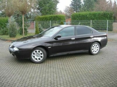 gebraucht Alfa Romeo 166 2.5 V6 24V Distinctive